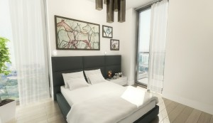 otg mimico-Bedroom