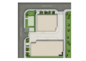citylights site plan Toronto