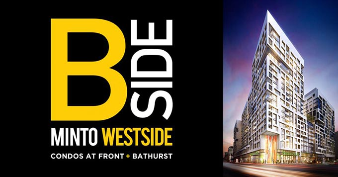 bside condos - Bathurst and Front Street, Toronto