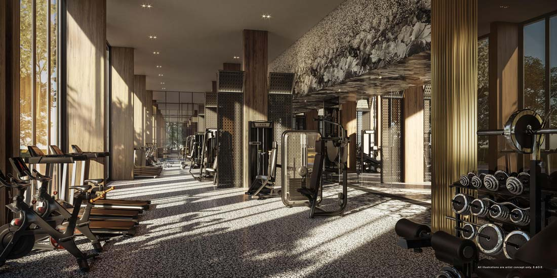 Distrikt-Trailside-condo-gym