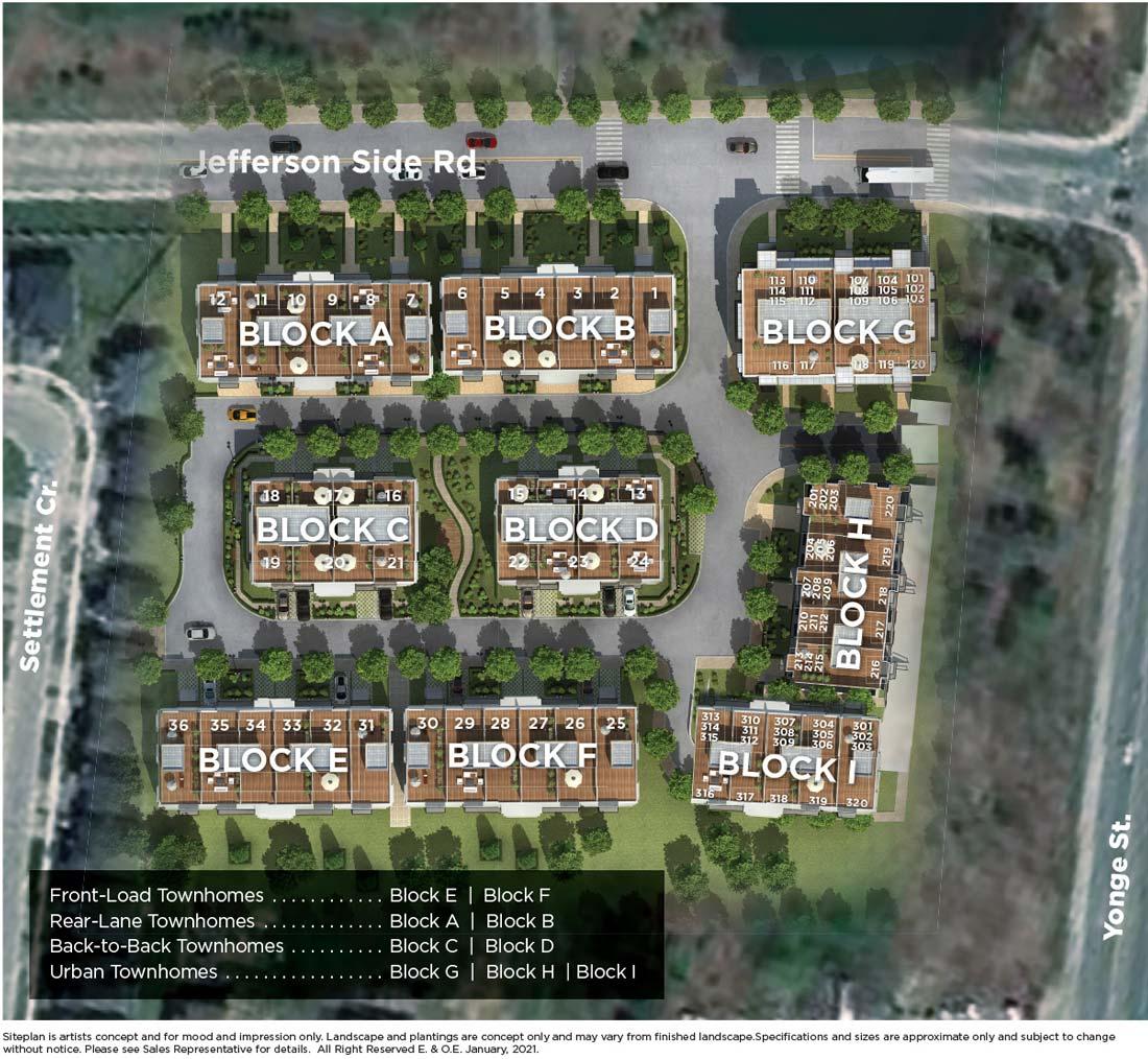 Richmond-Hill-Grace-towns-plans