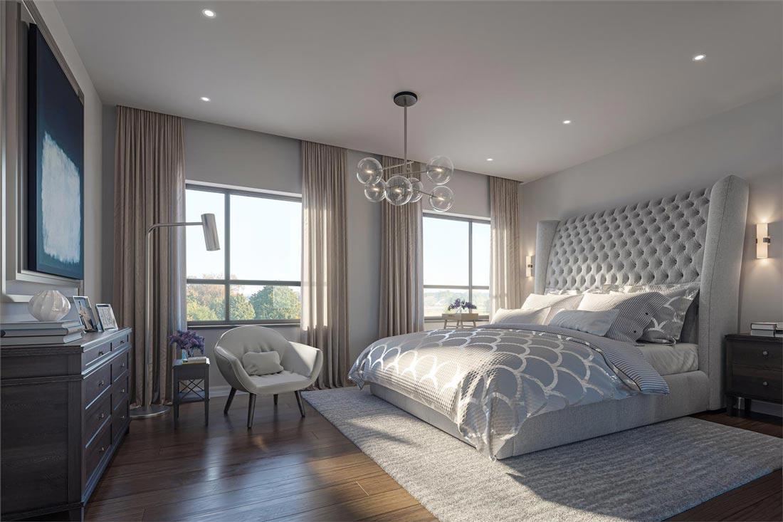 markham-gold-condos-bedroom