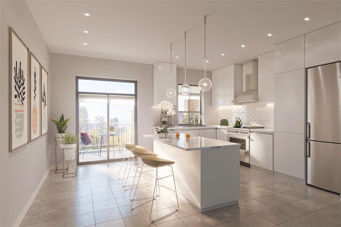 markham-gold-condos-kitchen