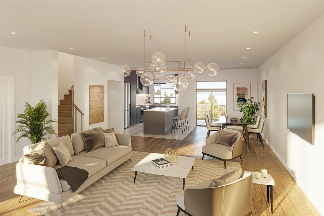 markham-gold-condos-living-room